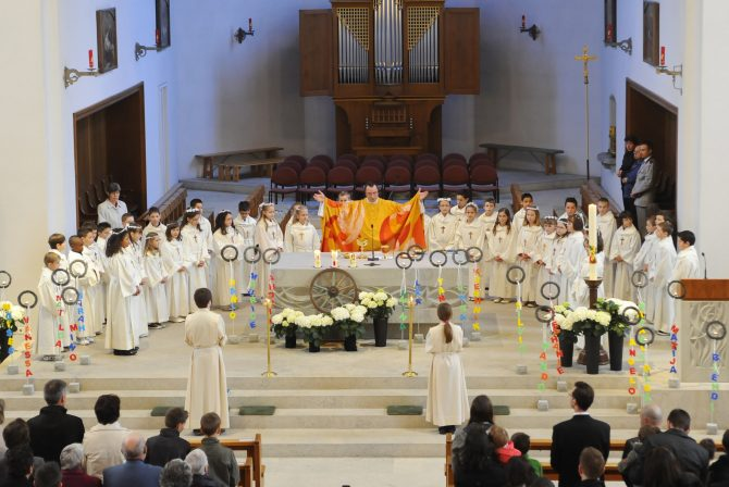 12 Festgottesdienst
