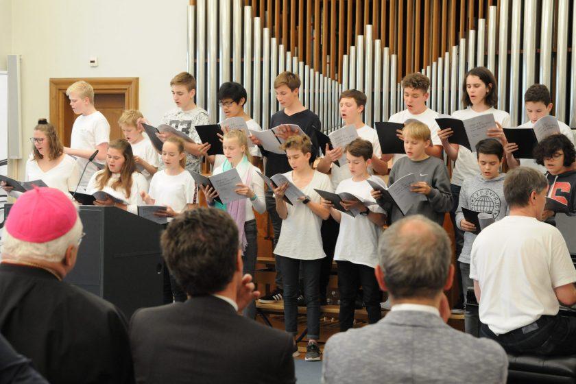 9 Flade Chor