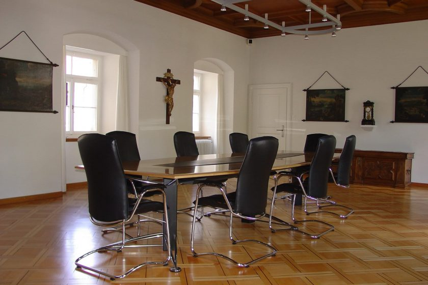 Administrationsratssaal