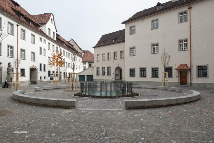 Innerer Klosterhof