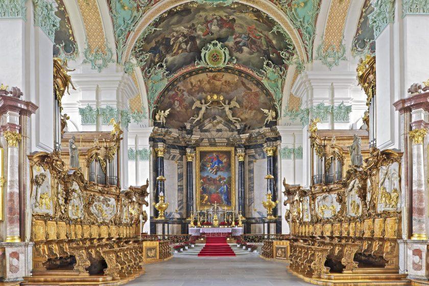 Kathedrale Chor