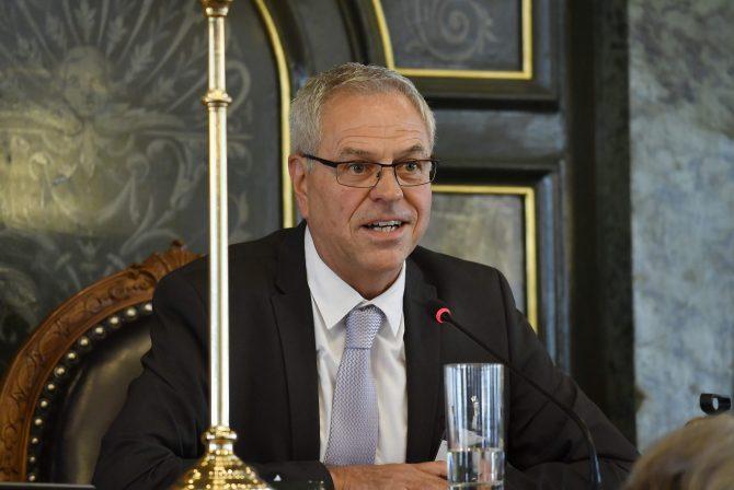 Sitzung Kath. Kollegium 18. Juni 2019 Josef Seliner Aufnahme : Regina Kühne
