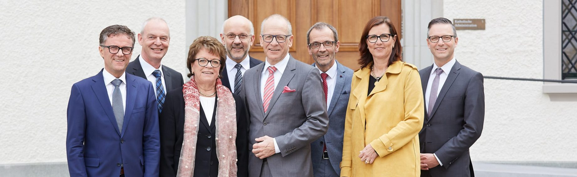 Administrationsrat Gruppenbild 2